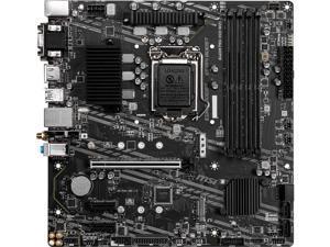 MSI B460M PRO-VDH WIFI LGA 1200 Intel B460 Micro ATX Intel Motherboard