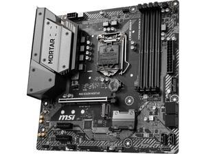 MSI MAG B365M MORTAR LGA 1151 Intel B365 SATA 6Gb/s Micro ATX Intel Motherboard