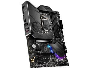 MSI Z490GAPLUS LGA 1200 Intel Z490 SATA 6Gb/s ATX Intel Motherboard