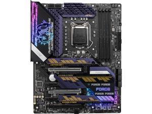MSI MPG Z590 GAMING FORCE LGA 1200 Intel Z590 SATA 6Gb/s ATX Intel Motherboard