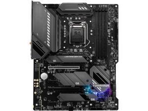 MSI MAG Z590 TOMAHAWK WIFI LGA 1200 Intel Z590 SATA 6Gb/s ATX Intel Motherboard