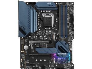 MSI MAG B560 TORPEDO LGA 1200 Intel B560 SATA 6Gb/s Intel Motherboard