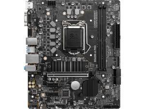 MSI B560M-A PRO Intel B560 Micro ATX Intel Motherboard