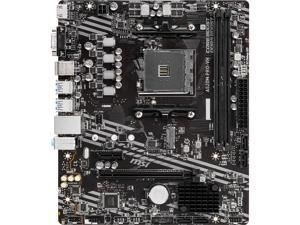 MSI A520M PRO-VH AM4 AMD A520 SATA 6Gb/s Micro ATX AMD Motherboard