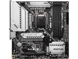 MSI MAG B460M MORTAR WIFI LGA 1200 Intel B460 SATA 6Gb/s Micro ATX Intel Motherboard