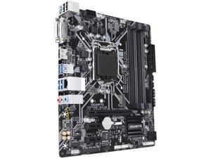 GIGABYTE Z370M DS3H Rev. 1.0 LGA 1151 (300 Series) Intel Z370 HDMI SATA 6Gb/s USB 3.1 Micro ATX Intel Motherboard