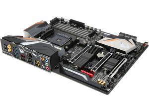 GIGABYTE X470 AORUS GAMING7 WIFI AM4 AMD X470 SATA 6Gb/s USB 3.1 ATX AMD Motherboard