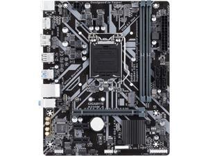 GIGABYTE H310M A LGA 1151 (300 Series) Intel H310 HDMI SATA 6Gb/s USB 3.1 Micro ATX Intel Motherboard