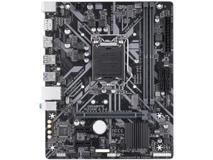 GIGABYTE H310M A 2.0 LGA 1151 (300 Series) Intel H310 SATA 6Gb/s Micro ATX Intel Motherboard