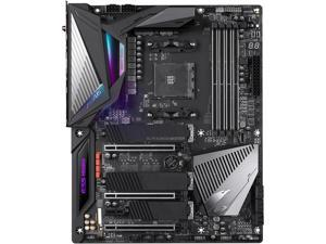 GIGABYTE X570 AORUS MASTER (rev. 1.2) AMD Ryzen 3000 PCIe 4.0 SATA 6Gb/s USB 3.2 AMD X570 ATX Motherboard