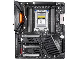 GIGABYTE TRX40 AORUS MASTER sTRX4 AMD TRX40 SATA 6Gb/s Extended ATX AMD Motherboard