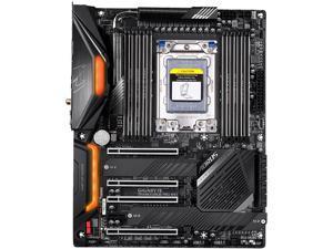 GIGABYTE TRX40 AORUS PRO WIFI sTRX4 AMD TRX40 SATA 6Gb/s ATX AMD Motherboard
