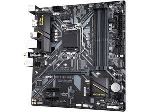 GIGABYTE B365M DS3H WIFI LGA 1151 (300 Series) Intel B365 SATA 6Gb/s Micro ATX Intel Motherboard