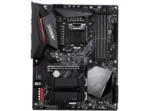 GIGABYTE Z490 AORUS ELITE LGA 1200 Intel Z490 ATX Motherboard with Dual M.2, SATA 6Gb/s, USB 3.2 Gen 2, 2.5 GbE LAN