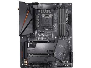 GIGABYTE Z490 AORUS PRO AX LGA 1200 Intel Z490 ATX Motherboard with Dual M.2, SATA 6Gb/s, USB 3.2 Gen 2, WIFI 6, 2.5 GbE LAN