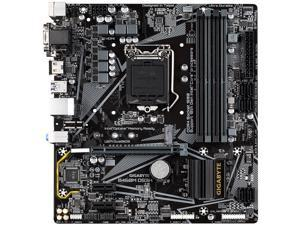 GIGABYTE B460M DS3H LGA 1200 Intel B460 Micro-ATX Motherboard with M.2, SATA 6Gb/s, USB 3.2 Gen 1