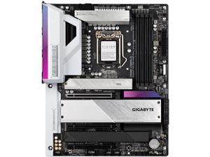 GIGABYTE Z590 VISION G LGA 1200 Intel Z590 ATX Motherboard with 4 x M.2, PCIe 4.0, USB 3.2 Gen2X2 Type-C, 2.5GbE LAN