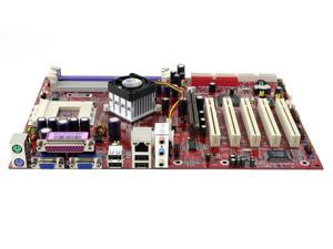 JetWay N2View 462(A) NVIDIA nForce2 IGP ATX AMD Motherboard