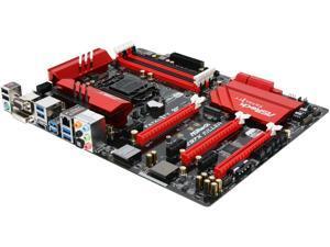 ASRock ASRock Fatal1ty Gaming Fatal1ty Z97X Killer LGA 1150 Intel Z97 HDMI SATA 6Gb/s USB 3.0 ATX Intel Motherboard