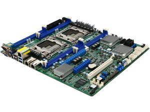 ASRock EP2C612D8-8R SSI ATX Server Motherboard Dual Socket LGA 2011 R3