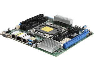 ASRock Rack EPC612D4I Mini ITX Server Motherboard LGA 2011 R3 Intel C612