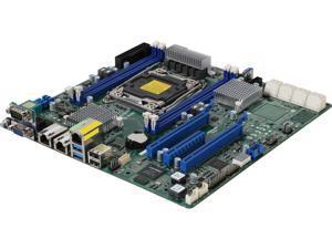 ASRock Rack EPC612D4U uATX Server Motherboard LGA 2011 R3 Intel C612