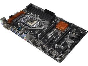 ASRock Z170A-X1/3.1 LGA 1151 Intel Z170 SATA 6Gb/s USB 3.1 ATX Intel Motherboard
