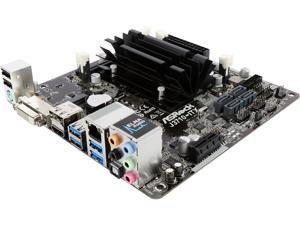 ASRock J3710-ITX Intel Quad-Core Pentium Processor J3710 (up to 2.64 GHz) Mini ITX Motherboard / CPU Combo