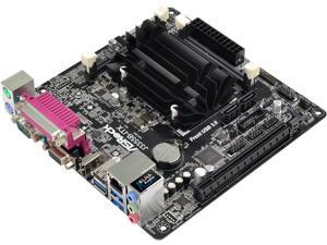 ASRock J3355B-ITX Intel Dual-Core Processor J3355 (up to 2.5 GHz) Mini ITX Motherboard / CPU Combo