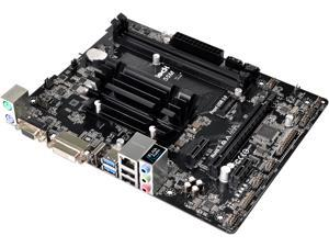 ASRock J3355M Intel Dual-Core Processor J3355 (up to 2.5GHz) Micro ATX Motherboard / CPU Combo