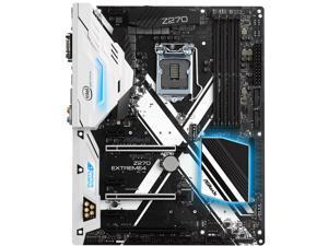 ASRock Z270 Extreme 4 LGA 1151 Intel Z270 HDMI SATA 6Gb/s USB 3.1 ATX Motherboards - Intel