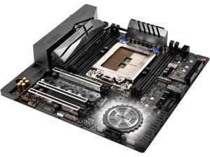 ASRock X399M TAICHI sTR4 AMD X399 SATA 6Gb/s Micro ATX AMD Motherboard