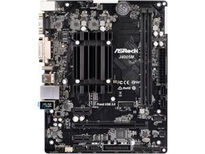 ASRock J4005M Intel Celeron Dual-Core Processor J4005 (up to 2.7 GHz) Micro ATX Motherboard / CPU Combo