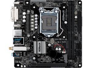 ASRock H310M-ITX/ac LGA 1151 (300 Series) Intel H310 HDMI SATA 6Gb/s USB 3.1 Mini ITX Intel Motherboard