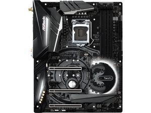 ASRock Z390 Taichi LGA 1151 (300 Series) Intel Z390 SATA 6Gb/s ATX Intel Motherboard