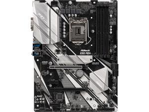 ASRock B365 Pro4 LGA 1151 (300 Series) Intel B365 SATA 6Gb/s ATX Intel Motherboard