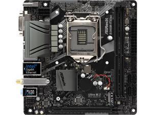 ASRock B365M-ITX/ac LGA 1151 (300 Series) Intel B365 HDMI SATA 6Gb/s USB 3.1 Mini ITX Intel Motherboard
