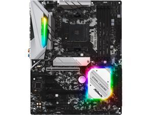 ASRock B450 Steel Legend AM4 AMD Promontory B450 SATA 6Gb/s ATX AMD Motherboard