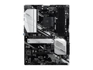 ASRock X570 PRO4 AM4 AMD X570 SATA 6Gb/s ATX AMD Motherboard