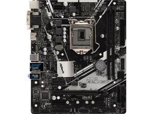 ASRock B365M-HDV LGA 1151 (300 Series) Intel B365 SATA 6Gb/s Micro ATX Intel Motherboard
