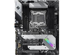 ASRock X299 STEEL LEGEND LGA 2066 Intel X299 SATA 6Gb/s ATX Intel Motherboard