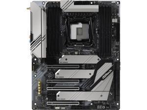 ASRock X299 CREATOR LGA 2066 Intel X299 SATA 6Gb/s ATX Intel Motherboard