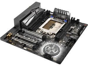ASRock MB-X399M TAICHI sTR4 AMD X399 SATA 6Gb/s Micro ATX AMD Motherboard