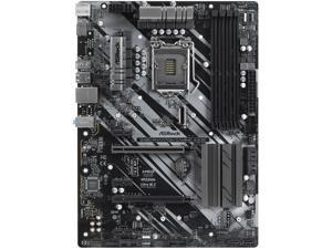 ASRock Z490 Phantom Gaming 4/2.5G LGA 1200 Intel Z490 SATA 6Gb/s ATX Intel Motherboard