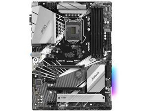 ASRock Z490 Pro4 LGA 1200 Intel Z490 SATA 6Gb/s ATX Intel Motherboard