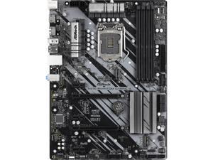 ASRock H470 Phantom Gaming 4 LGA 1200 Intel H470 SATA 6Gb/s ATX Intel Motherboard