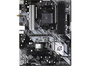 ASRock B550 Phantom Gaming 4/ac AM4 AMD B550 SATA 6Gb/s ATX AMD Motherboard