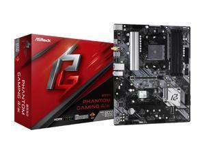 ASRock B550 Phantom Gaming 4/ac AM4 AMD B550 SATA 6Gb/s ATX AMD Motherboard