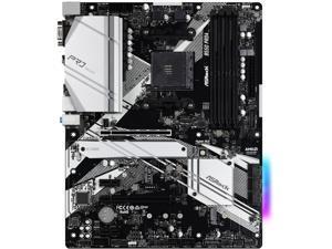 ASRock B550 PRO4 AM4 AMD B550 SATA 6Gb/s ATX AMD Motherboard