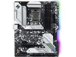 ASRock H470 STEEL LEGEND LGA 1200 Intel H470 SATA 6Gb/s ATX Intel Motherboard
